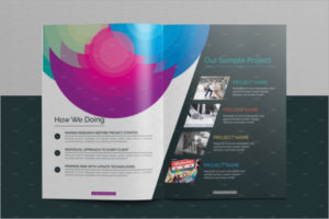 ModernGoogle Brochure Design
