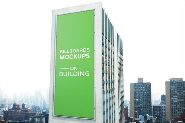 ModernOutdoor Mockup Design