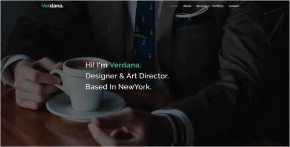 Modern Professional HTML5 Template