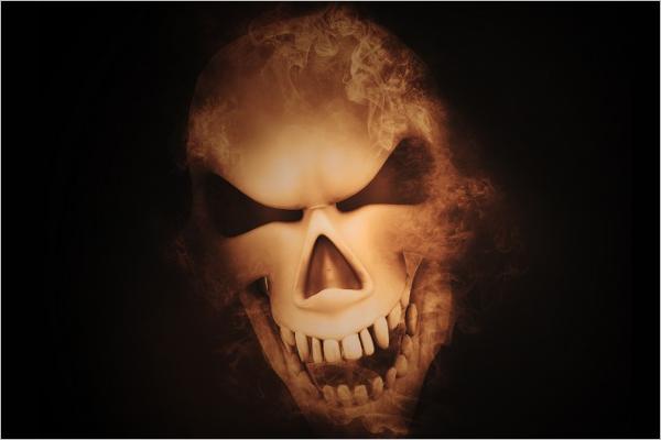 Movable Skull Free Design