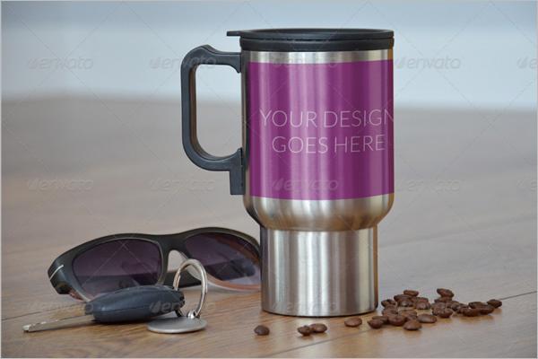 Mug Mockup Generator Design