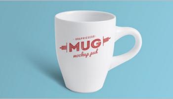 Mug mockups PSD