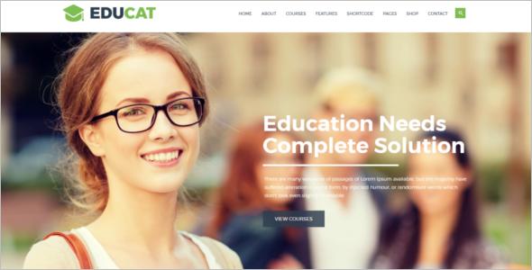 Multi Concept University HTML5 Template