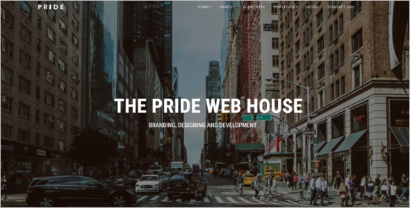 Multi Page HTML5 Website Template