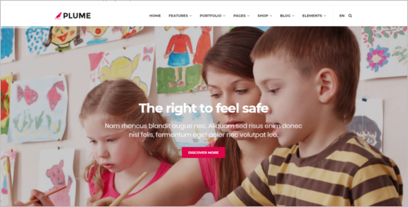 Multi Purpose School HTML5 Template