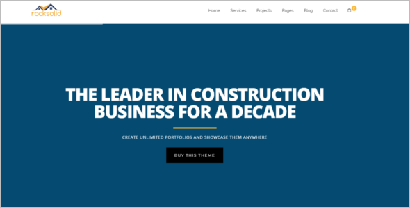 Multipurpose Industry HTML5 Template