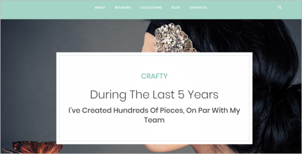 Multipurpose Jewelry HTML5 Template
