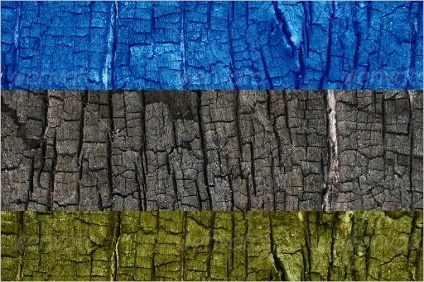 Natural Charcoal Texture Design