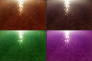 Nature Water texture Design