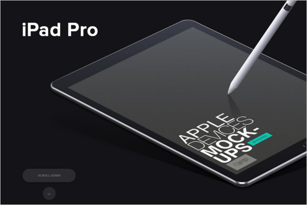 New Macbook Device Mockup