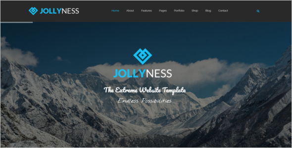 New eCommerce Business Joomla Template