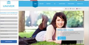 NiceUniversity Joomla Education Template