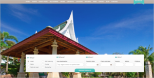 Online Booking HTML Template