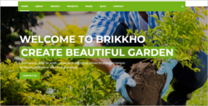 Organic Agriculture HTML5 Template