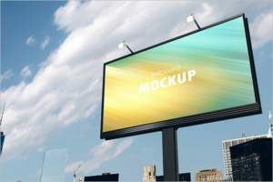 Outdoor Free Mockup Template