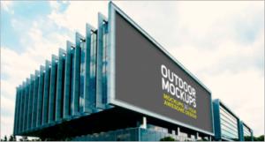 Outdoor Mockup Templates