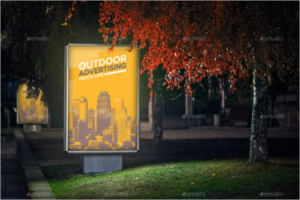 Outdoor Mockup Templates