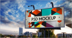 Outdoor Mockup Templates Free
