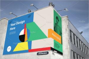 Outdoor PSD Mockup Design