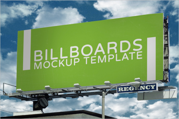 Outdoor Presentation Mockup Template