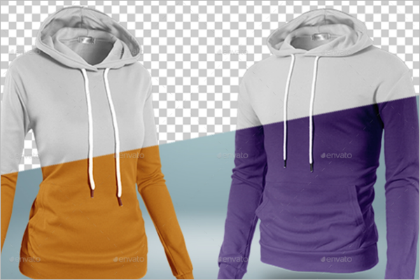 Outfit Clothing Mockup Design