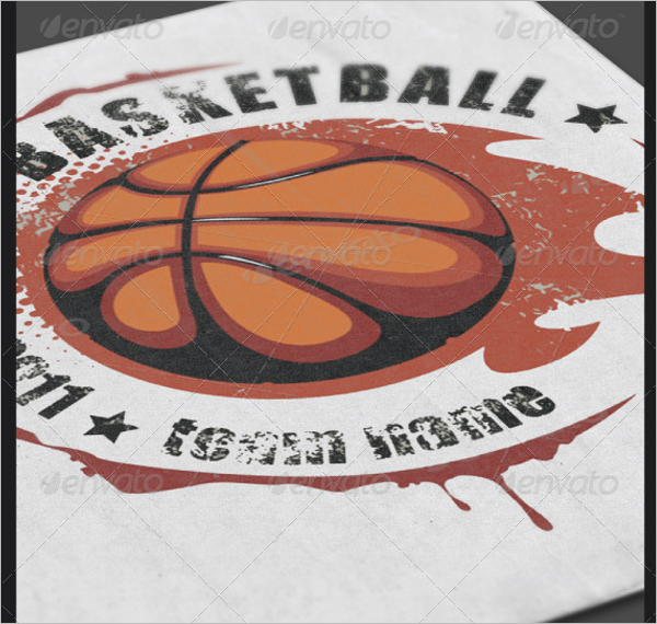 PSD Basketball Mockup Design
