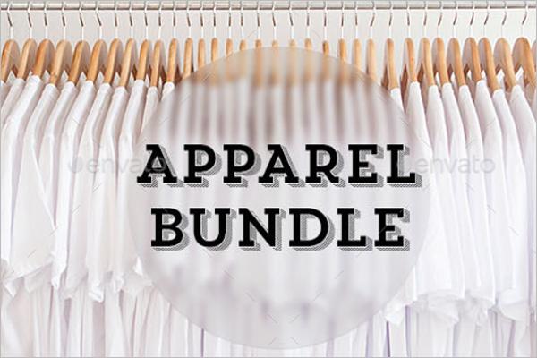 PSD Clothing Mockup Bundle