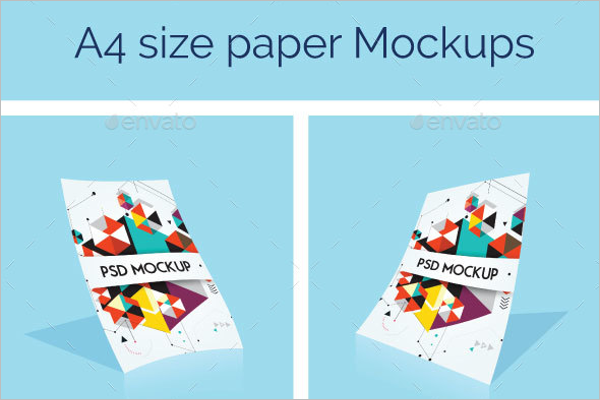 PSD Poster  Mockup Template