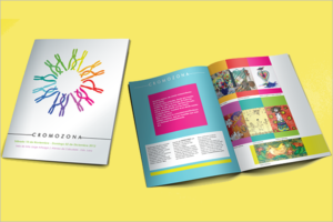 Painting Exhibition Brochure Sample