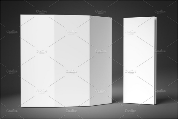 Paper Tri-fold Leaflet Design