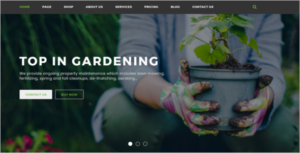 Parallax Agriculture HTML5 Template