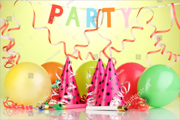 Party Decoration Idea For Birthday