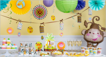 Party Decorations Ideas