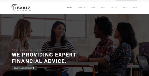 Perfect Business Corporate HTML5 Template