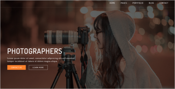 Personal Business HTML5 Template