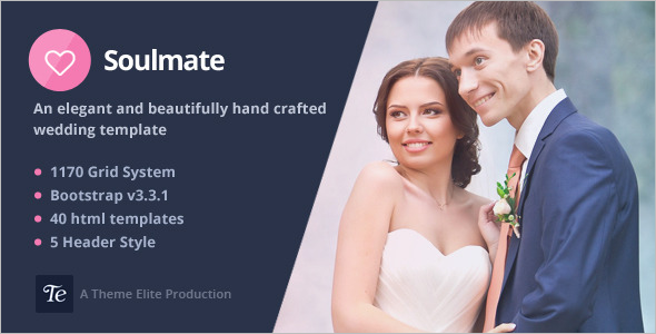 Photo Wedding HTML5 Template.png