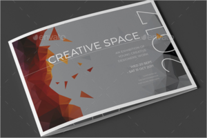 PhotographyExhibition Brochure Design