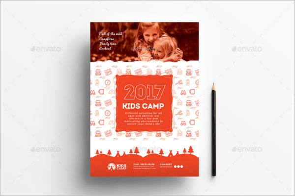 Photoshop Poster Template