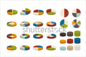 Pie Chart Design Template
