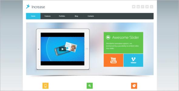 Premium Corporate HTML5 Template