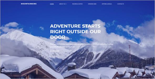Premium Hotel HTML5 Template
