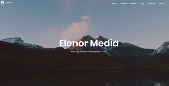 Premium Website HTML5 Template