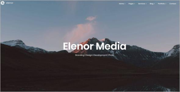 Premium Website HTML5 Template