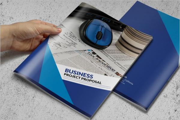 Printable Leaflet Brochure Design