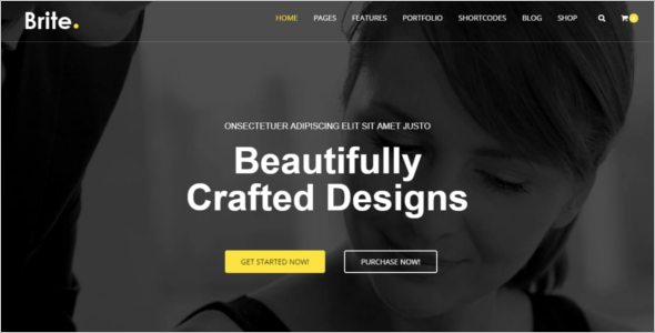 Professional HTML5 Template