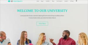 ProfessionalUniversity Joomla Template