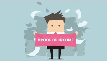 Proof Of Income Letter Templates