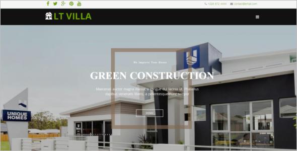 Property ListingJoomla Template