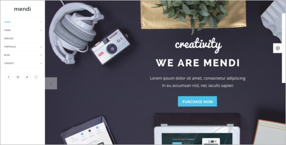 Quality Corporate HTML5 Template