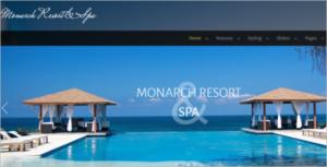 Resort & Spa HTML5 Template
